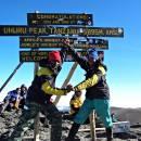 Mount Kilimanjaro VS Mt Kenya